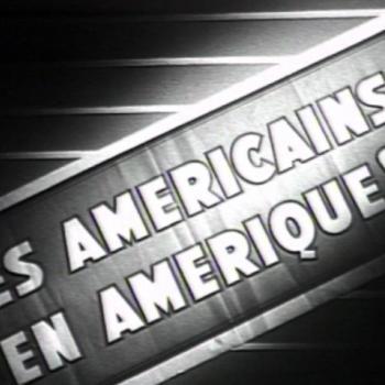 AMÉRICAINS EN AMÉRIQUE (LES) !