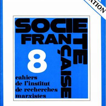 Permière de couverture_Société française 1988